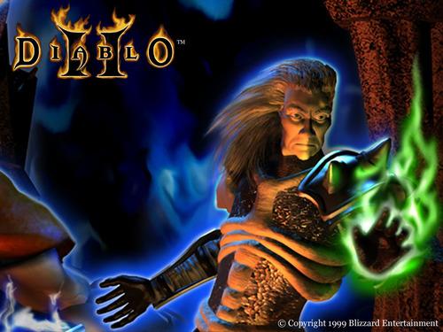 Diablo Wallapaper