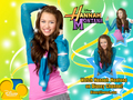 disney Channel Summer of Stars EXCLUSIVE Miley version wallpaper1 oleh dj!!!