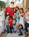 Disneyland With The Cast Of Shake it Up! - zendaya-coleman photo