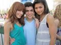 Disneyland With The Cast Of Shake it Up! - zendaya-coleman photo