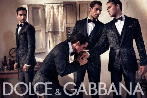 Dolce & Gabbana Spring 2010 Campaign