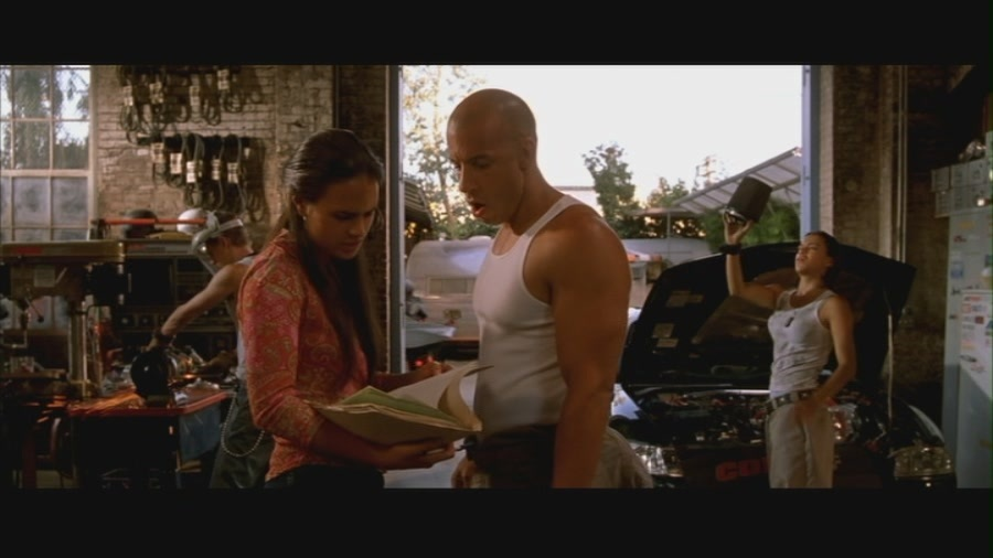 Dom Letty Images Dom Letty In The Fast And The Furious Hd