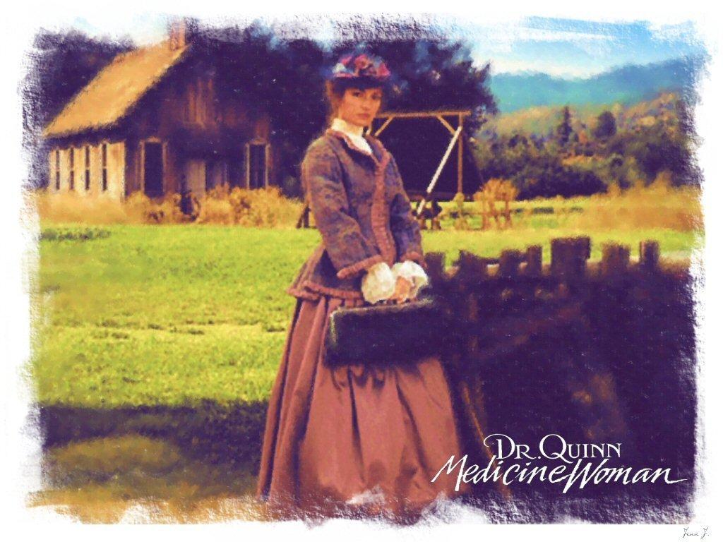 Dr. Quinn achtergrond