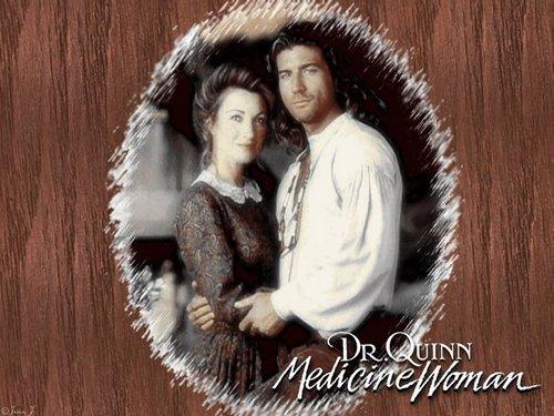 Dr. Quinn fond d'écran