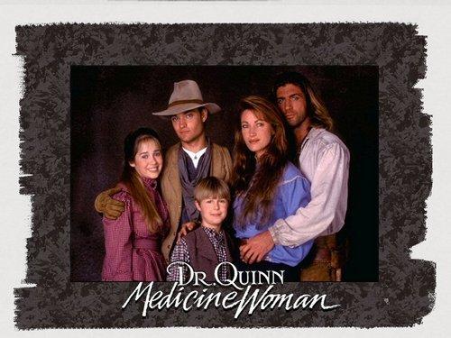 Dr. Quinn 壁纸