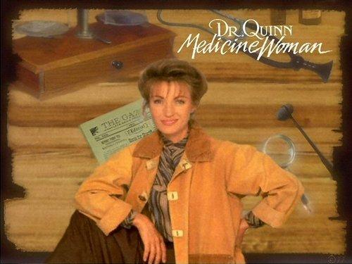 Dr Quinn 壁纸