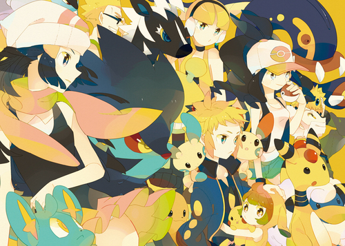 Pokémon images Electric users! HD wallpaper and background ...