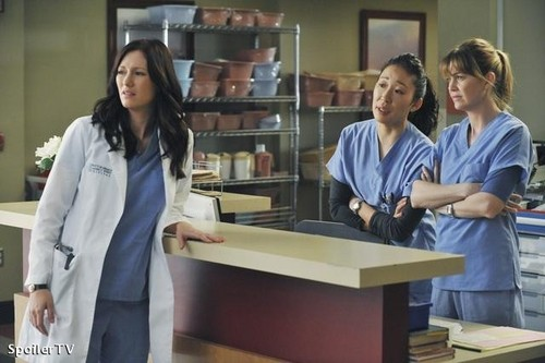 Grey's Anatomy پیپر وال titled Episode 7.14 - P.Y.T. (Pretty Young Thing) - Promotional تصاویر