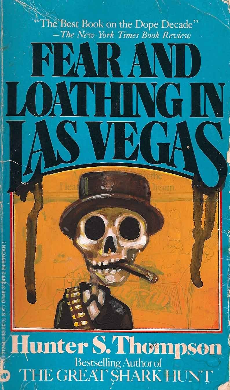 the incorporation of myths in fear and loathing in las vegas by hunter s thompson Fear and loathing in las vegas fear and loathing 25 the case study i will concentrate on is hunter s thompson's fear and loathing in las.