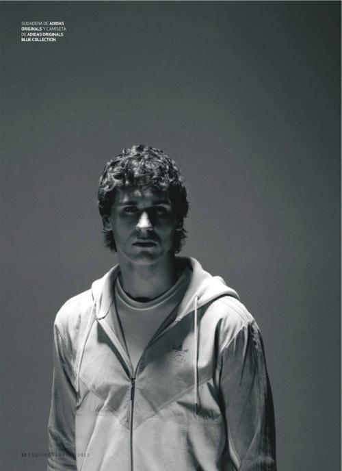 "Fernando Llorente for "" Esquire"" Magazine (2011)"