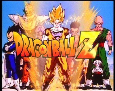 Goku's team