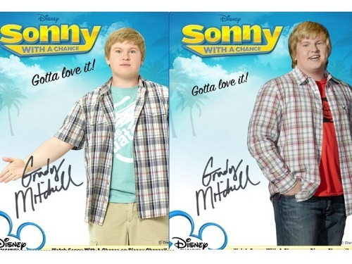 Grady Mitchell Autograph Season 1 and 2