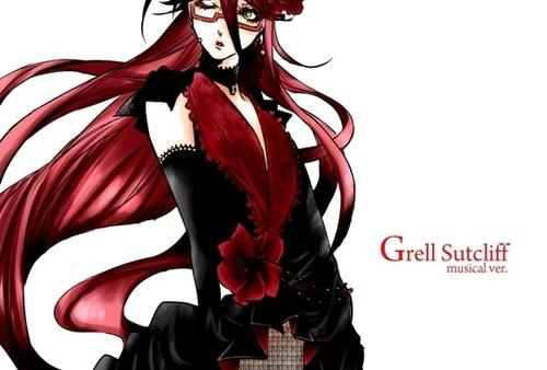 Grell Sutcliff♥
