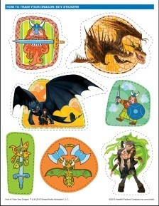 How to Train Your Dragon wallpaper containing anime titled How To Train Your Dragon Stickers