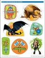 How To Train Your Dragon Stickers
