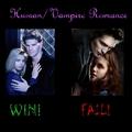 Human/Vampire Romance