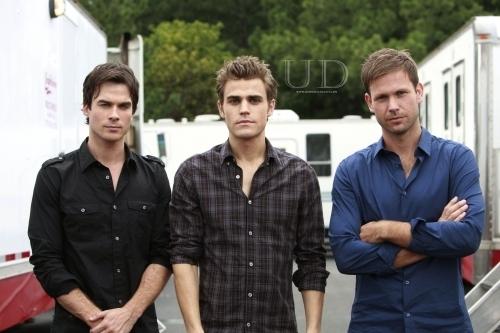 Ian, Paul & Matt :))