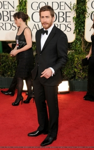 """Jake on """"The 68th Annual Golden Globe Awards"""""""