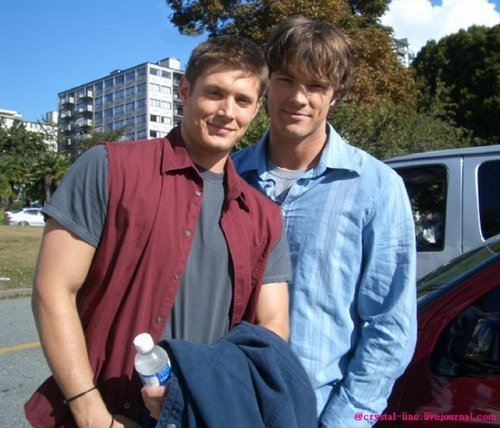 Jared and Jensen :)