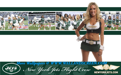 Jets Flight Crew Lauren