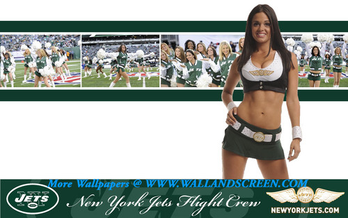 Jets Flight Crew Linda