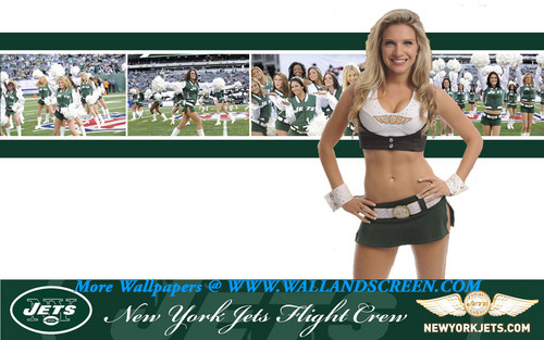 Jets Flight Crew Ryann
