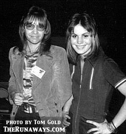 Joan & Rodney Bingenheimer