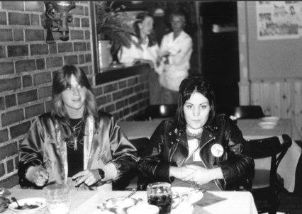 Joan & Sandy