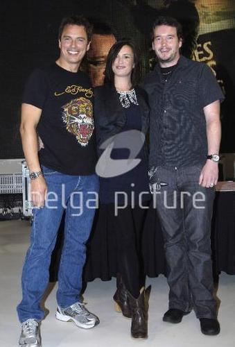 John, Gareth, Eve