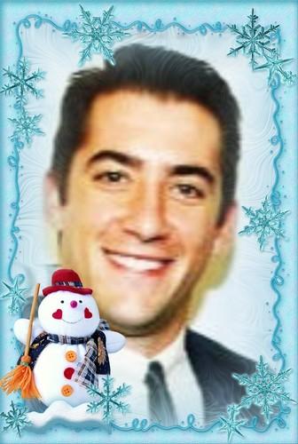 Jon Togo-Snowman frame