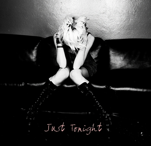 Just Tonight [FanMade Single Cover]