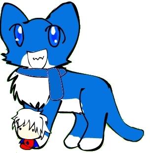 KAITO warrior cat
