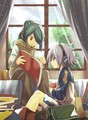 Kazemaru and Fubuki