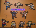 Left 4 Dead by Pixelated Production - left-4-dead fan art