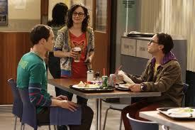 Leslie and Sheldon