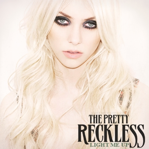The Pretty Reckless wallpaper possibly with a portrait titled Light Me Up [FanMade Album Cover]