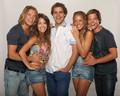 Los Nuevos Teen Angels (ROCIO,Gaston,Lali,Peter,Nico)