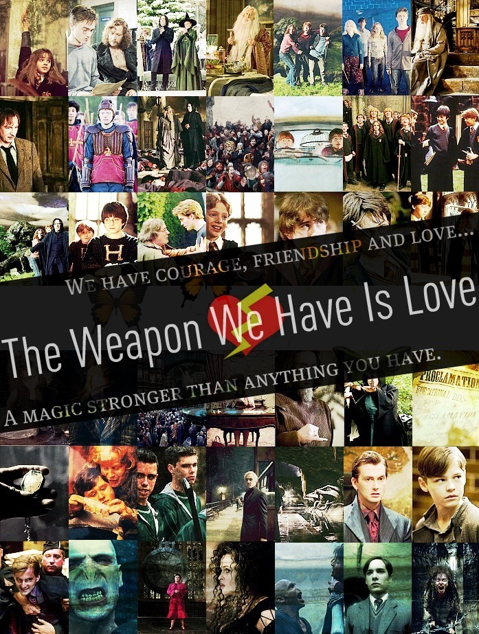 amor is our weapon