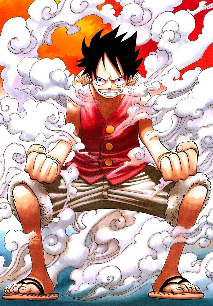image one piece luffy. Luffy - One Piece Photo (18619958) - Fanpop