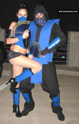 MK Outfits - mortal-kombat Photo