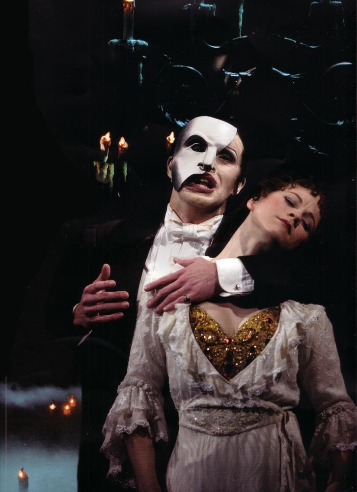 motn the phantom of the opera 1986 photo 18688538 fanpop. Black Bedroom Furniture Sets. Home Design Ideas