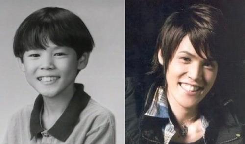 Mamoru then and now