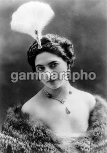 Mata Hari - 1900