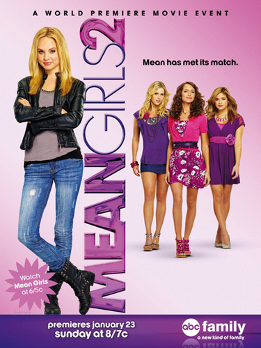 Mean Girls 2 new poster