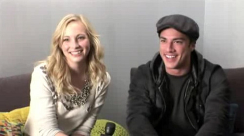Michael&Candice SMILE SMILE:)