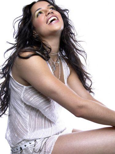 Michelle in 2003