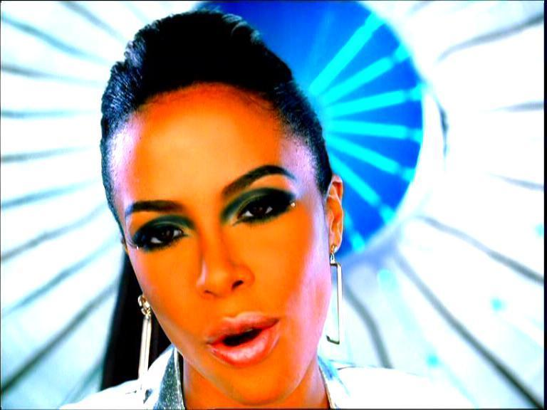Aaliyah - Rock The Boat (D&B Remix)