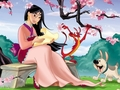 disney - Mulan wallpaper