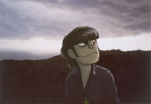 Gorillaz images Murdoc HD wallpaper and background photos ...