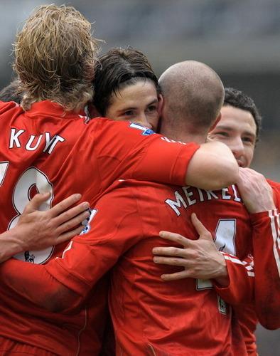 Nando - Liverpool(3) vs Wolverhampton Wolves(0)